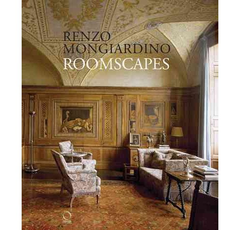 Roomscapes (Hardcover) (Renzo Mongiardino) - image 1 of 1