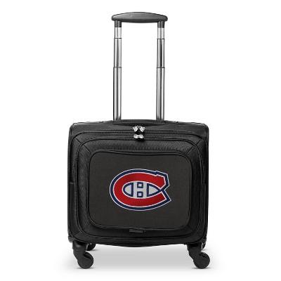 NHL Mojo Wheeled Laptop Suitcase