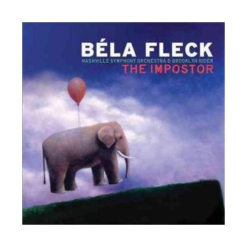 Giancarlo  Bela; Guerrero Fleck - Impostor (CD) - image 1 of 1