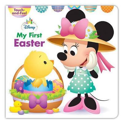 My First Easter (Board Book)(Disney)