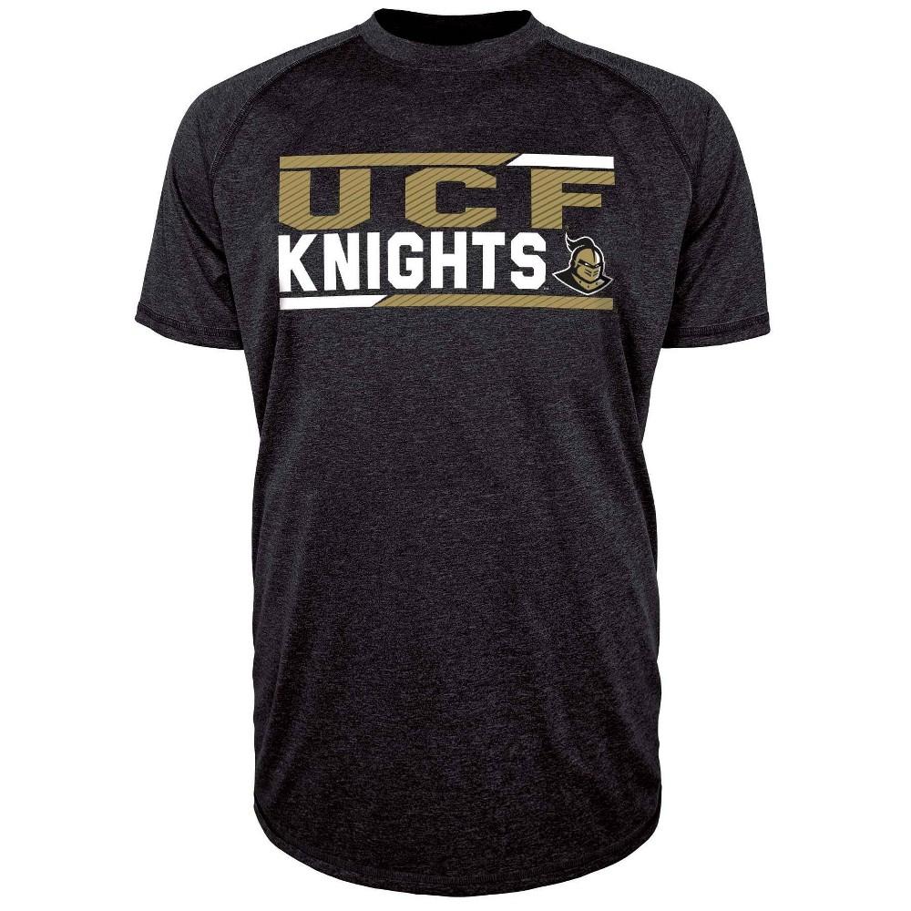 Ncaa Ucf Knights Men 39 S Short Sleeve Performance T Shirt Xxl