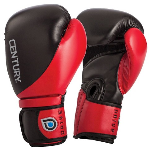 Century Drive Boxing Glove - 14oz  (Red/Black)