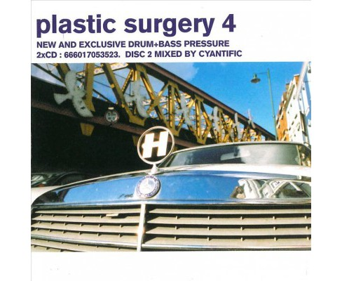 Various - Plastic Surgery 4 (CD) - image 1 of 1