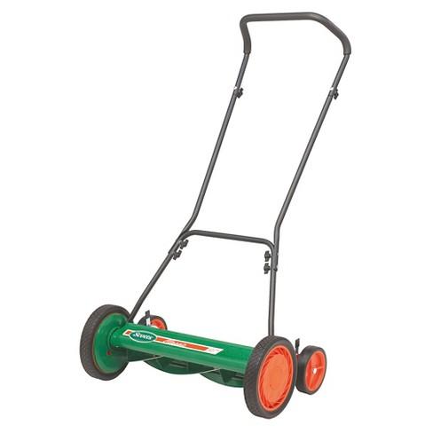 "20"" Scott's Classic Reel Lawn Mower - Multi Color - American Lawn Mower - image 1 of 1"