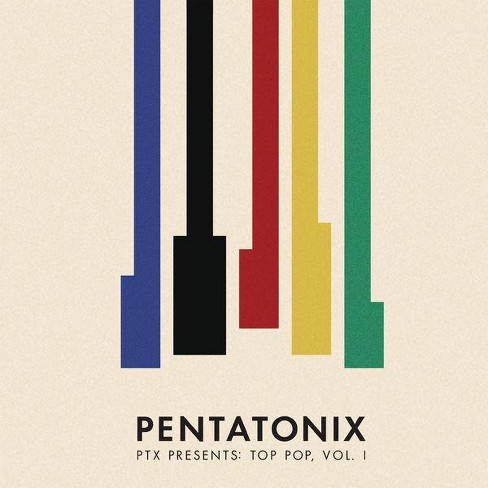 Pentatonix - PTX PRESENTS: TOP POP, VOL I (CD) - image 1 of 1