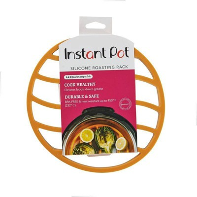 Instant Pot Silicone Roasting Rack Orange
