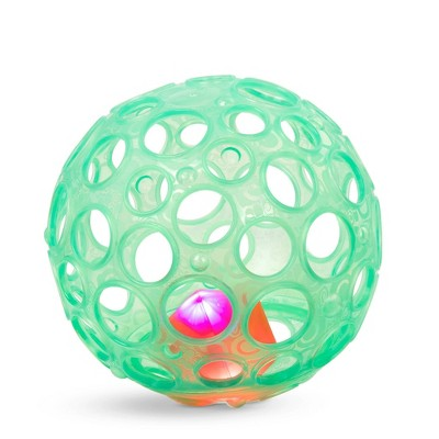 B. toys Light-Up Baby Ball Grab n' Glow