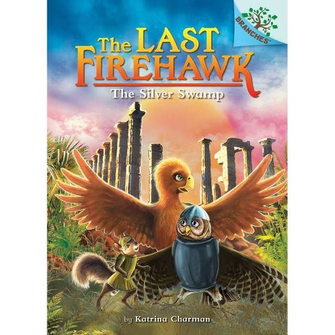 The Golden Temple: A Branches Book (the Last Firehawk #9), Volume 9 - by  Katrina Charman (Paperback) - image 1 of 1
