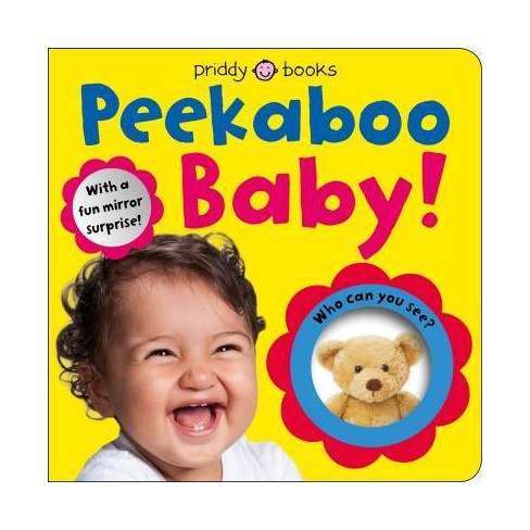 Baby Can Do: Peekaboo Baby - by  Roger Priddy (Board_book) - image 1 of 1