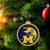 NCAA Michigan Wolverines 3D Logo Ornament - image 4 of 4