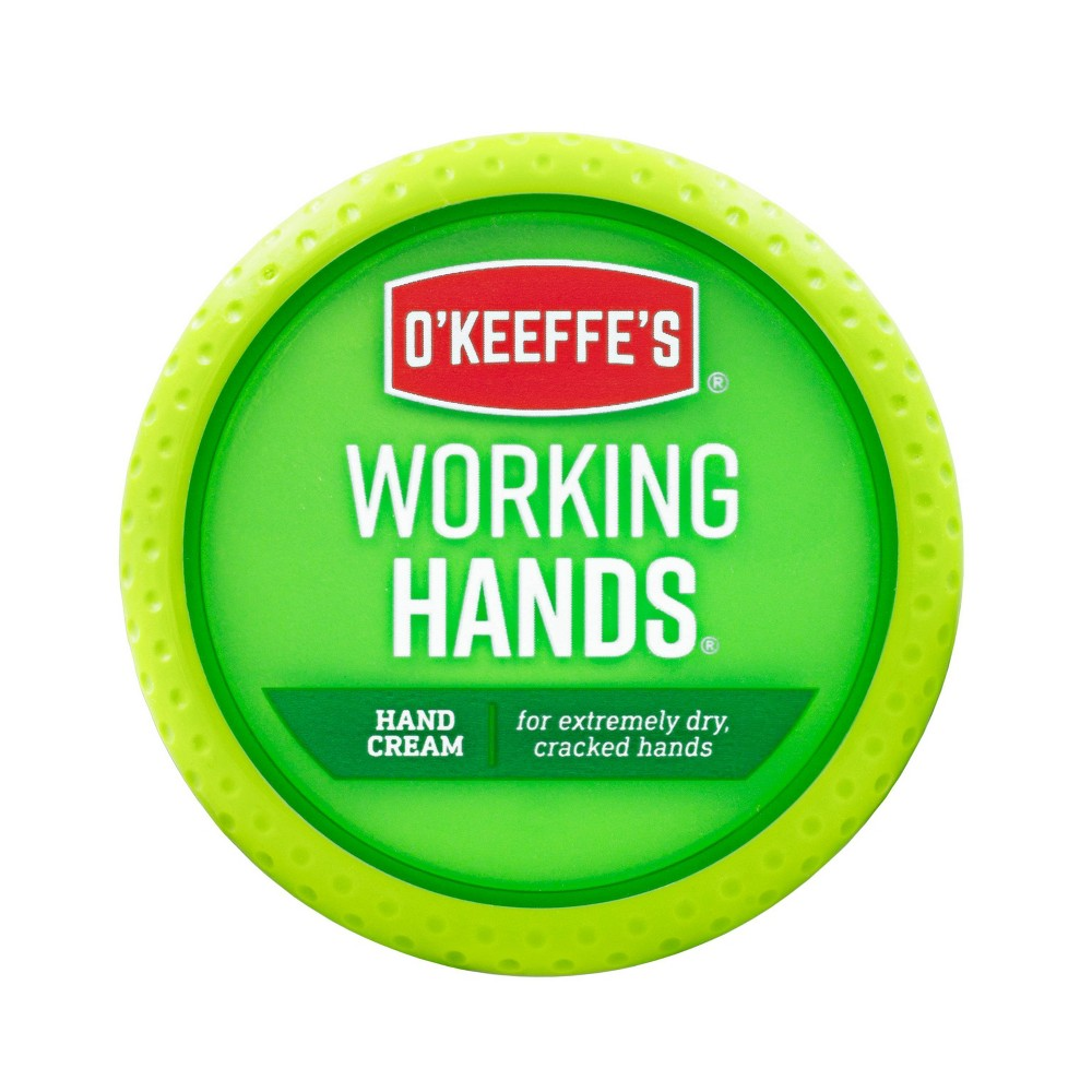 Image of O'Keeffe's Working Hands Hand Cream - 2.7 oz