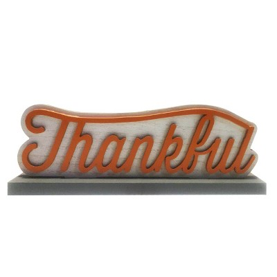Harvest Thankful Table Sign
