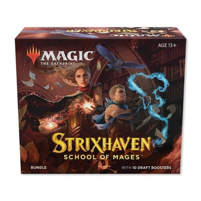 Magic: The Gathering Strixhaven Bundle