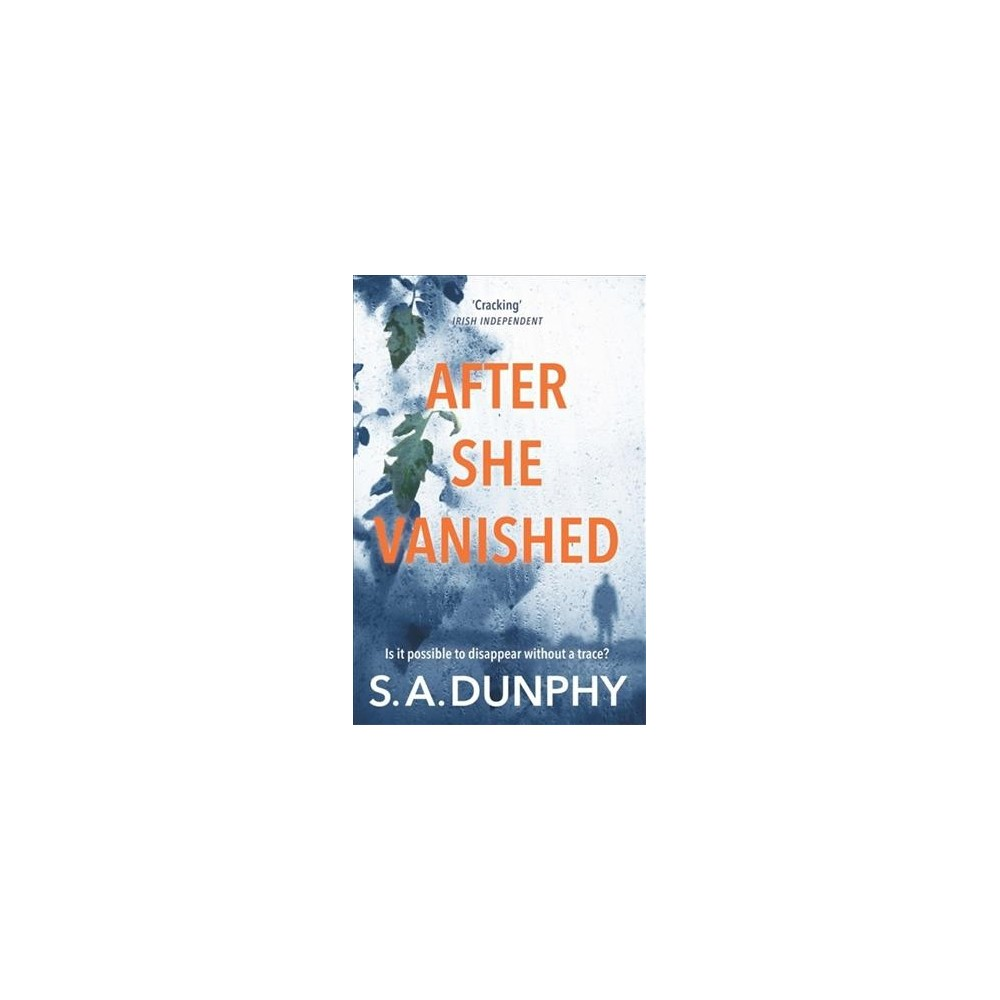 After She Vanished - by S. A. Dunphy (Paperback)