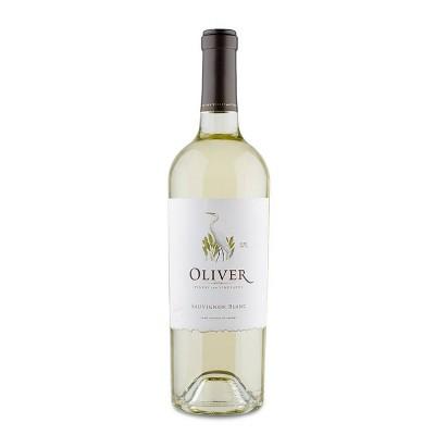 Oliver Sauvignon Blanc White Wine - 750ml Bottle