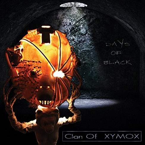 Clan Of Xymox - Days Of Black (CD) - image 1 of 1