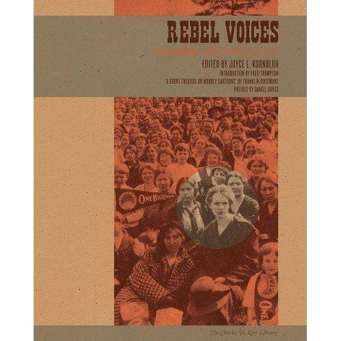 Rebel Voices - (Paperback) - image 1 of 1