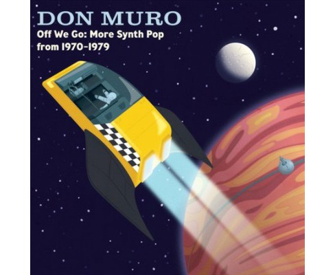 Don Muro - Off We Go:More Synth Pop From 1970-19 (Vinyl) - image 1 of 1