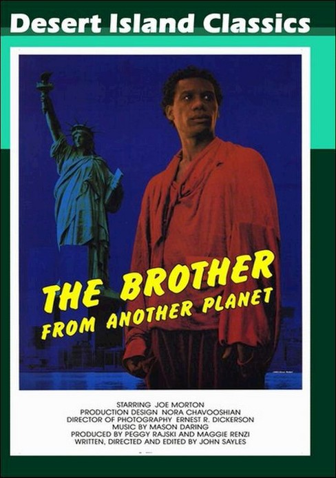 Brother from another planet (DVD) - image 1 of 1