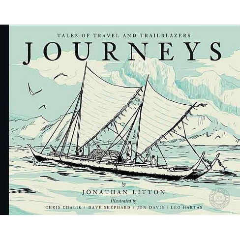 Journeys - by  Jonathan Litton (Hardcover) - image 1 of 1