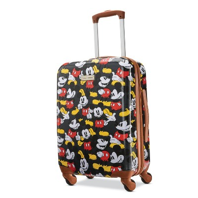 American Tourister 21'' Mickey Mouse Classic Hardside Spinner Suitcase