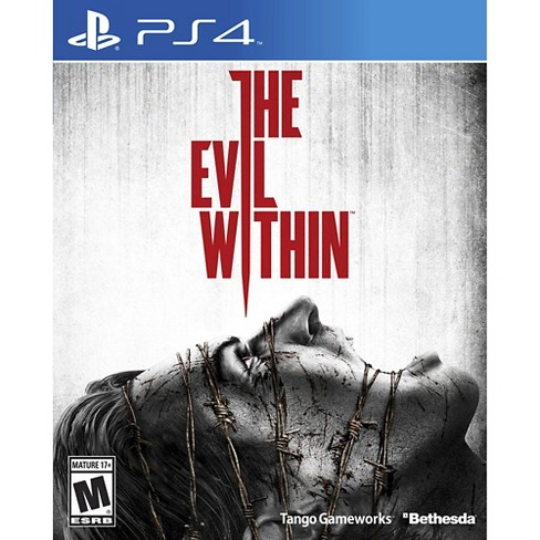 The Evil Within PRE-OWNED PlayStation 4 - image 1 of 1