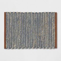 2'X3' Stripe Accent Rugs Blue - Project 62™