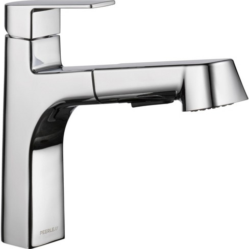 Peerless P6919lf Xander 1 5 Gpm Single Hole Pull Out Kitchen Faucet Chrome Target