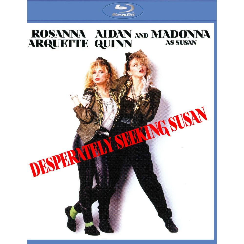 Desperately Seeking Susan (Blu-ray)