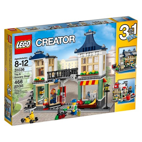 LEGO® Creator Toy & Grocery Shop 31036 - image 1 of 10