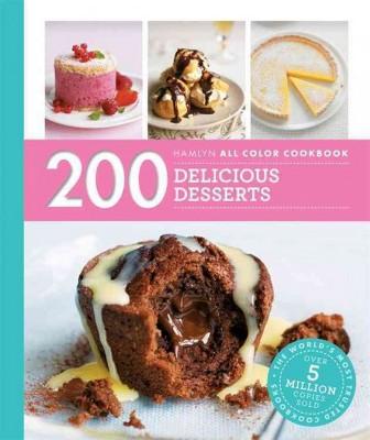 200 Delicious Desserts (Paperback)(Sara Lewis)
