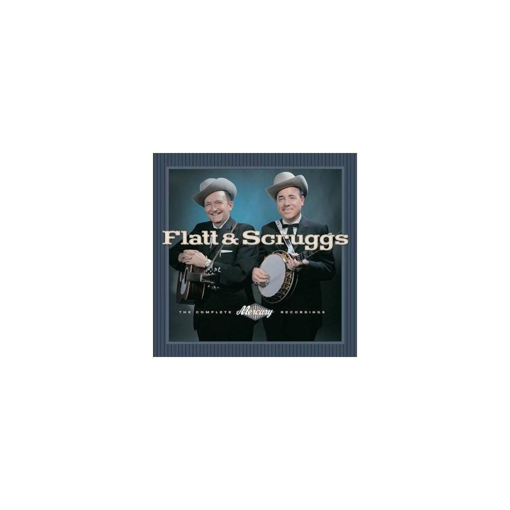 Flatt & Scruggs - Complete Mercury Recordings (CD)