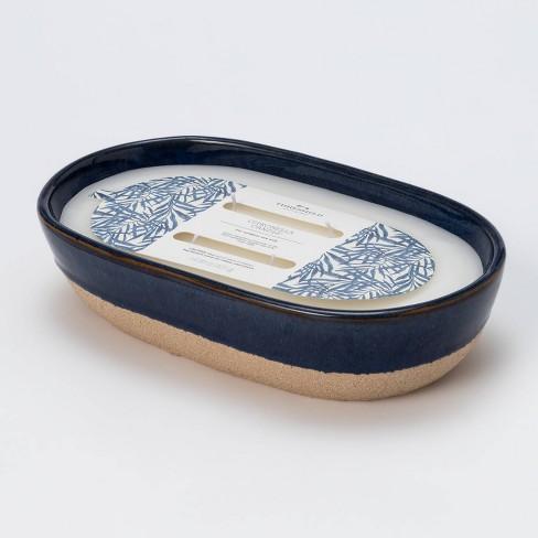 15oz Long Ceramic Citronella Candle - Threshold™ - image 1 of 3
