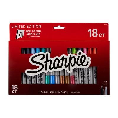Sharpie 18ct Fine Point Permanent Marker by Sharpie