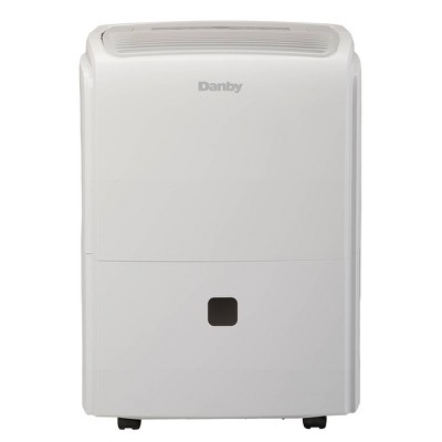 Danby 50pt Dehumidifier with Pump White