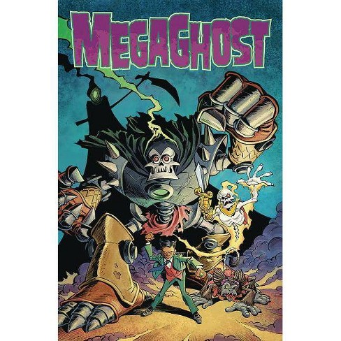 Megaghost - by  Gabe Soria (Paperback) - image 1 of 1