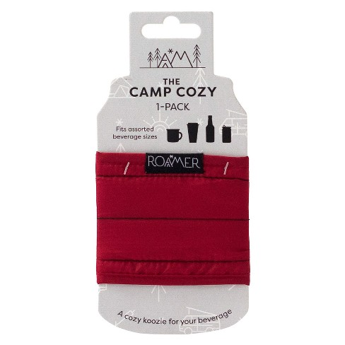 Roamer Rumpl Camp Cozy - Red - image 1 of 2
