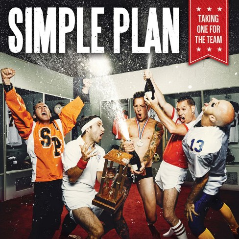 Simple plan - Taking one for the team (CD) - image 1 of 1