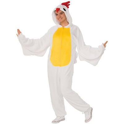 Rubie's Adult Chicken Comfy Wear Halloween Costume