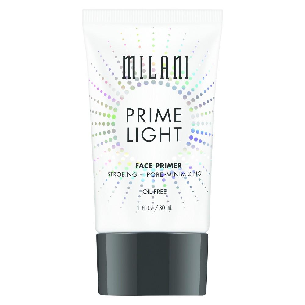 Milani Prime Light Strobing + Pore-Minimizing Face Primer 02 1fl oz, Clear