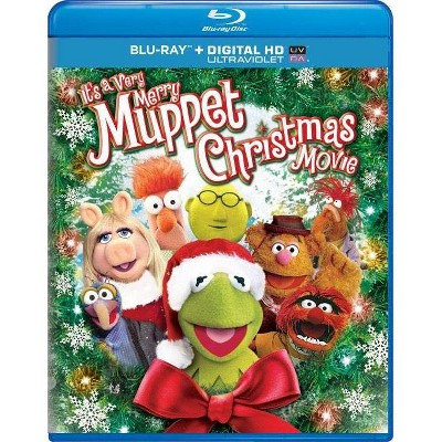 It's A Very Merry Muppet Christmas Movie (Blu-ray)(2014)