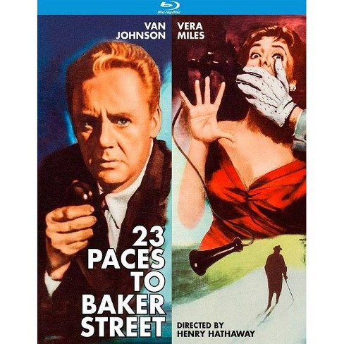 23 Paces To Baker Street (Blu-ray) - image 1 of 1