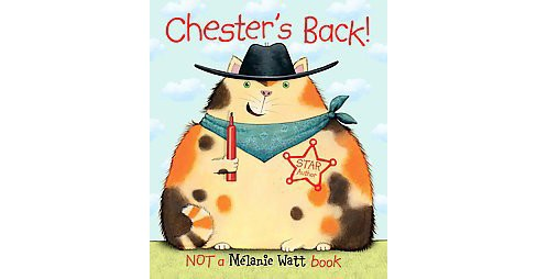 Chester's Back! (Paperback) - image 1 of 1