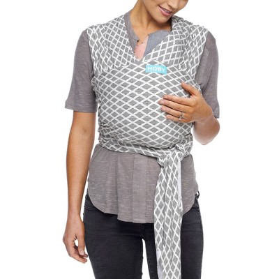 Moby Evolution Wrap Baby Carrier Diamonds