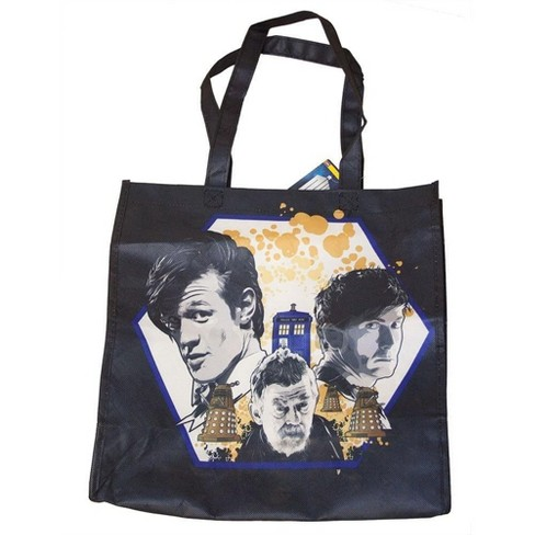 Seven20 Doctor Who 50th Anniversary Anthony Dry Tote Bag - image 1 of 1
