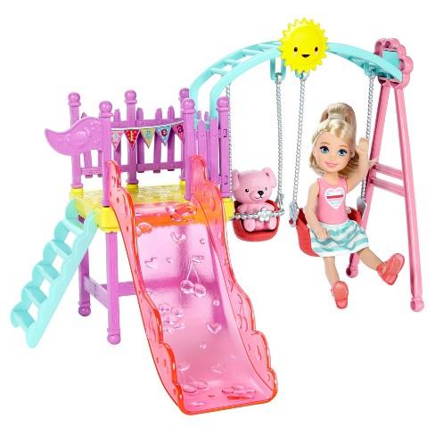 Barbie Club Chelsea Swingset Target