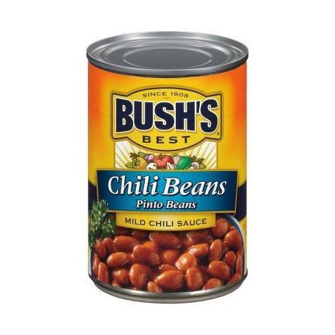 b17c06cdbf5b9 Bush s® Mild Pinto Chili Beans - 16oz   Target