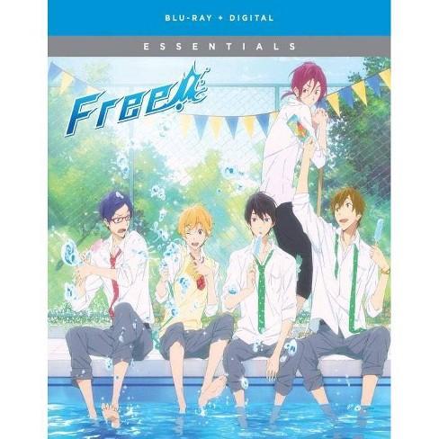 Free Iwatobi Swim Club: Season 1 (Blu-ray) - image 1 of 1