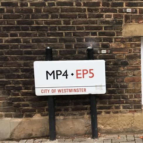 Mp4 - EP5 (CD) - image 1 of 1