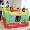 Fisher Price 93532E Indoor Kids Inflatable Bounce House w/ Built-in Pump & Balls - image 2 of 4